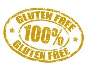 Wasabia japonica is naturally Gluten Free.