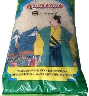 Japanse Sushi Rijst