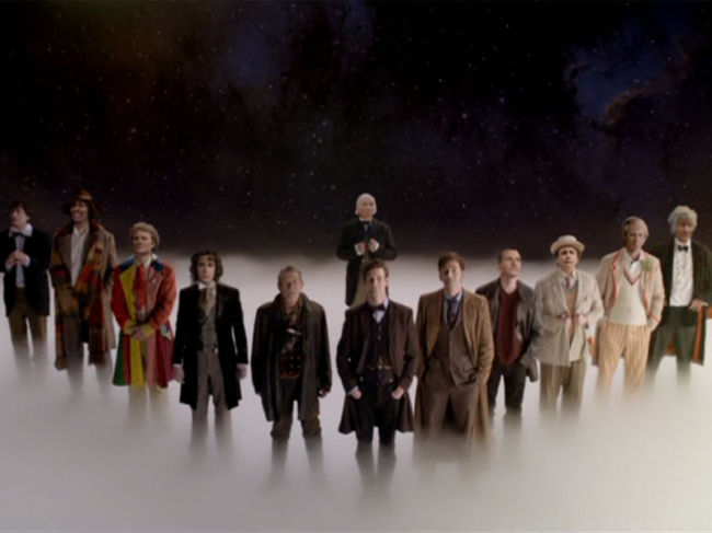 Gallifrey Falls No More Wallpaper The Day Of The Doctor Nothing Is True