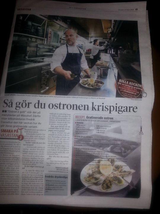 Krispigare ostron