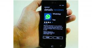 Wasap para Windows Phone