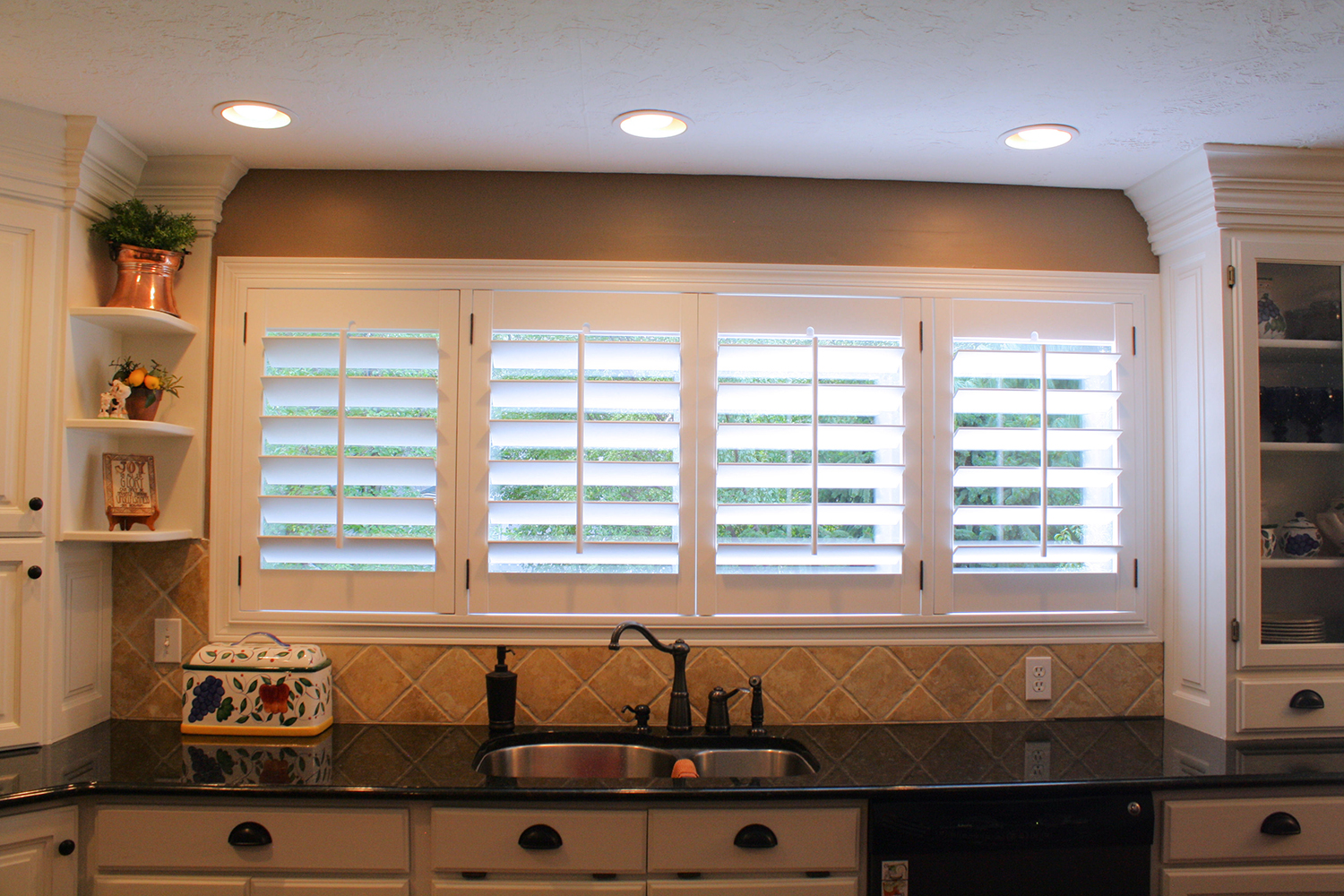 Custom Window Shutters Over 20 Years Exp Wasatch
