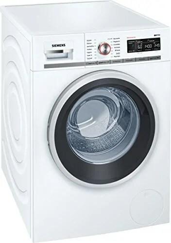 Bosch Waschmaschine Wasserhahn Symbol : bosch, waschmaschine, wasserhahn, symbol, Siemens, WM14W5FCB, Waschmaschine, 05/2020