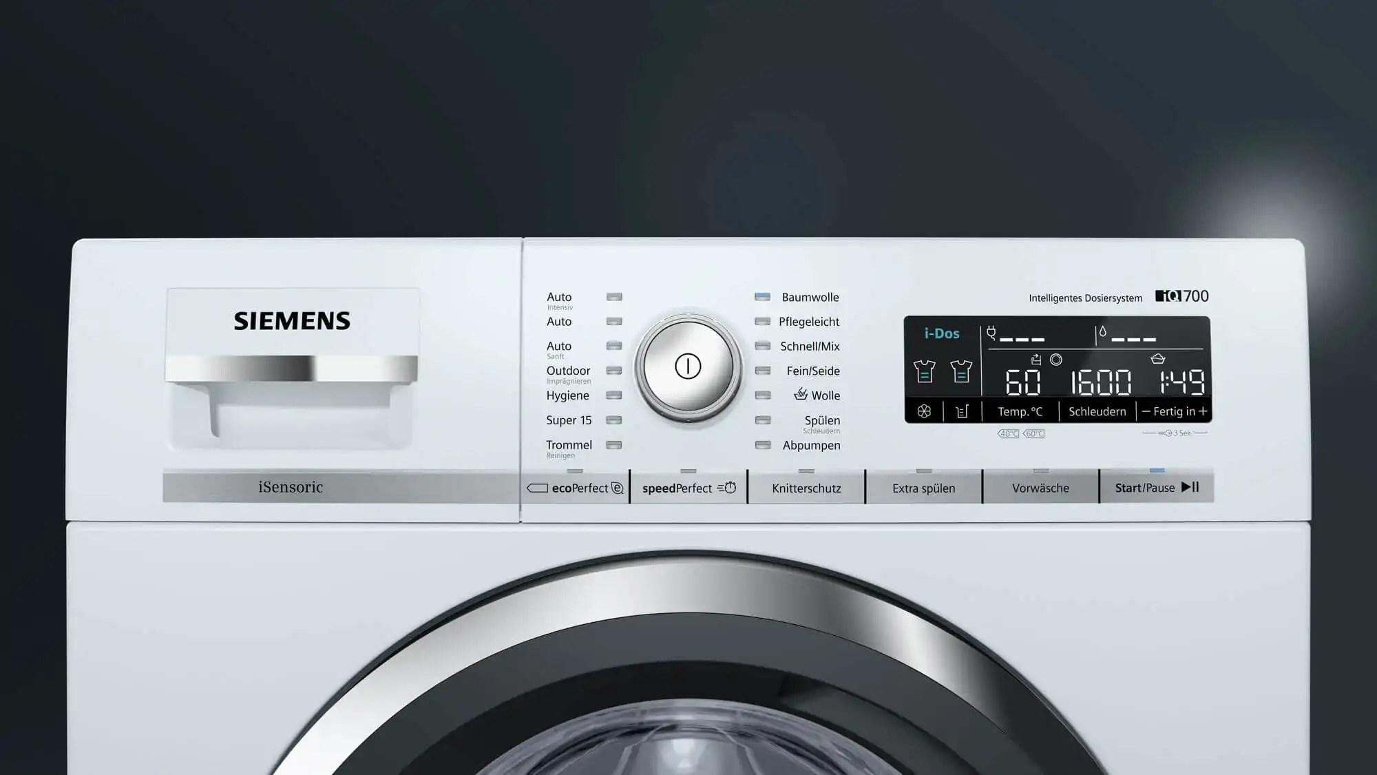 Waschmaschine In Kuche Einbauen Vibration Waschmaschine Am