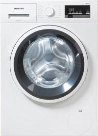 Siemens wm14t3eco Waschmaschine im Test 07/2018
