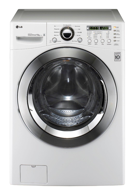 LG F 1255 FD Waschmaschine im Test