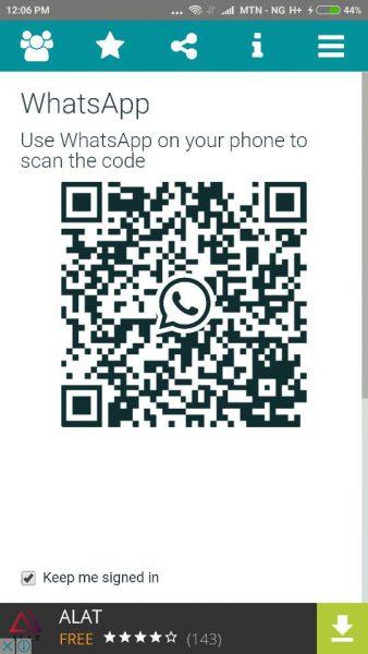 read someone's whatsapp