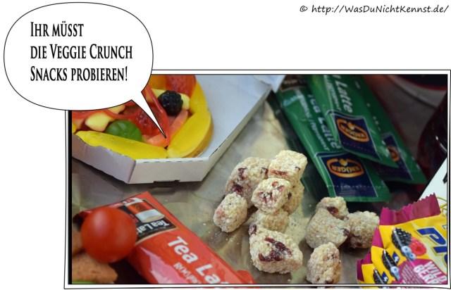 Degustabox Mai Veggie Crunch