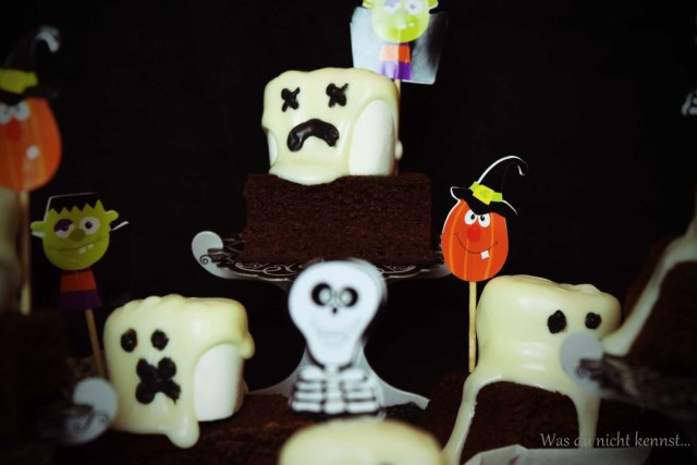 Halloween-Special Brownie Geister
