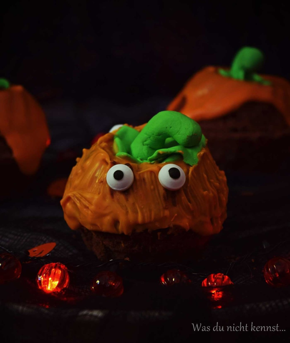 Süße Kürbisse – Schokoladengugelhupf mal anders - Was du nicht kennst...