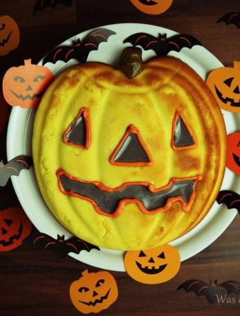 Halloween-Special Limetten-Kokos-Kuchen