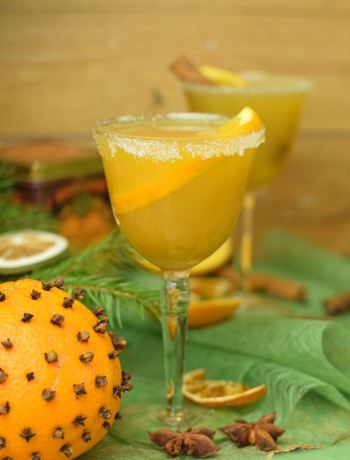 Orangenpunsch