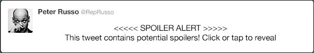 Spoiler Foiler