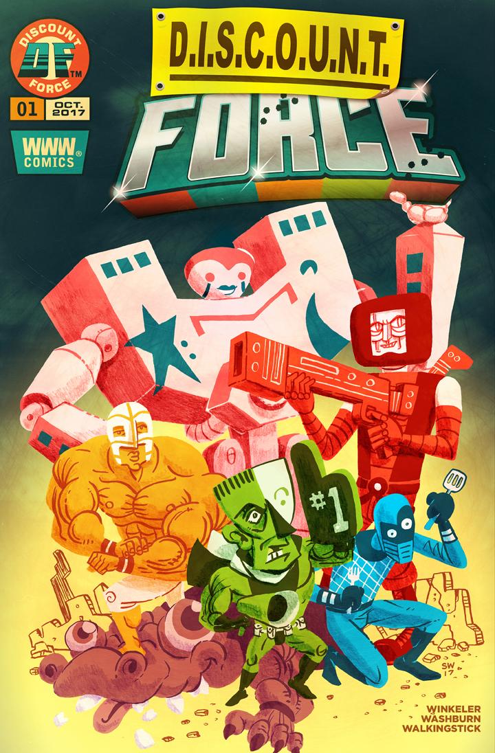 D.I.S.C.O.U.N.T. FORCE
