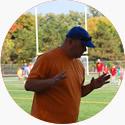 B Squad Coach Eduardo Romo