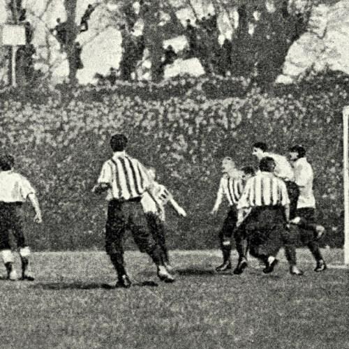 Old Washburn soccer season photos
