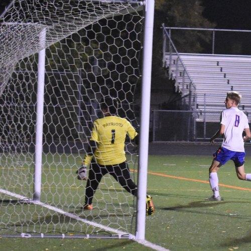 Washburn boys varsity soccer defeats Minneapolis Henry/North