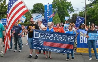 WashCoDems 4th of July 2018