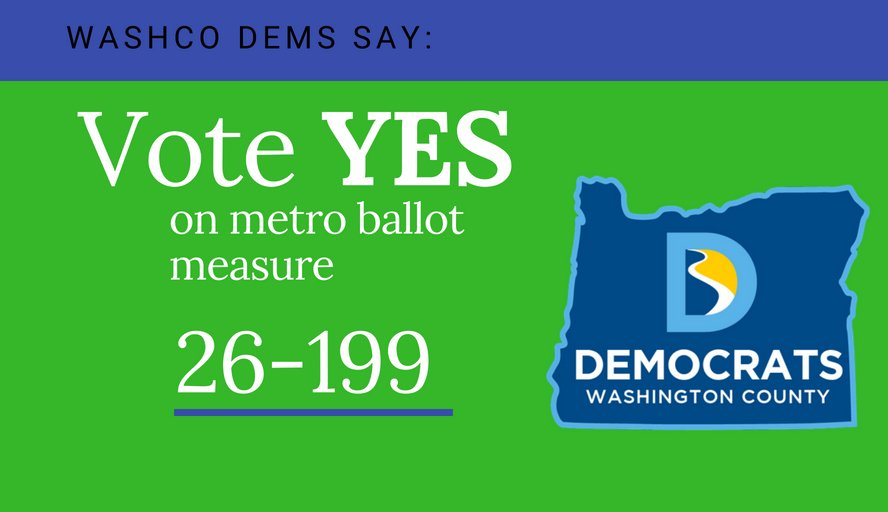 Vote yes on oregon ballot measure 26-199