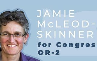 Jamie McLeod Skinner for congress OR-2
