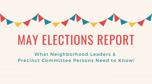 Washington County may elections report