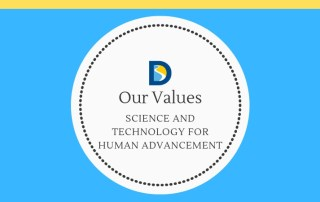 article series logo science and technology for human advancement