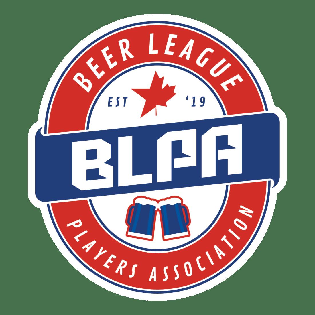 Beer League Players Association Logo