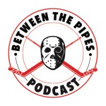 Between the Pipes Podcast Art