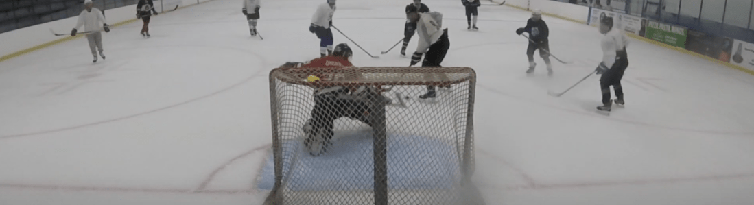 4 The Love of Puck Drake Arena Pickup Skate
