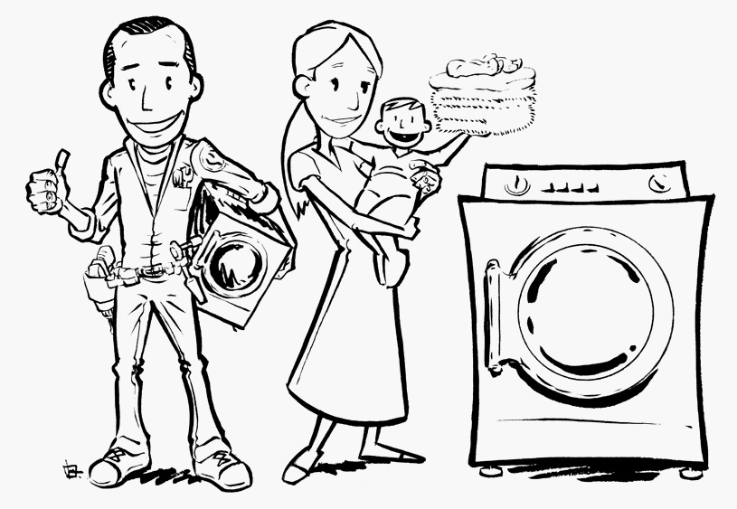 Los Angeles Washer Dryer Repair Guru #1 appliance repair
