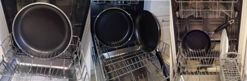 Tavaları bulaşık makinesine koyun