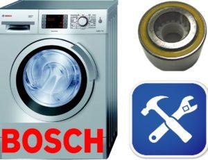 Bosch yıkayıcıdaki rulmanları değiştirin