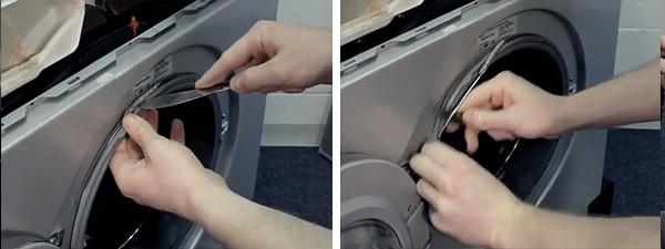 Manşeti LG_7 yıkayıcısında değiştirin