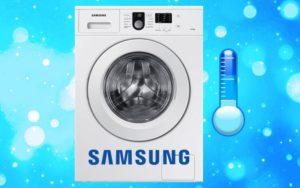 Samsung çamaşır makinesi suyu ısıtmıyor