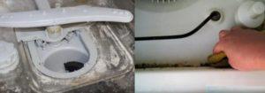 Küf bulaşmış bulaşık makinesi