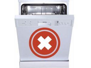 Bulaşık makinesi neden çalışmıyor?