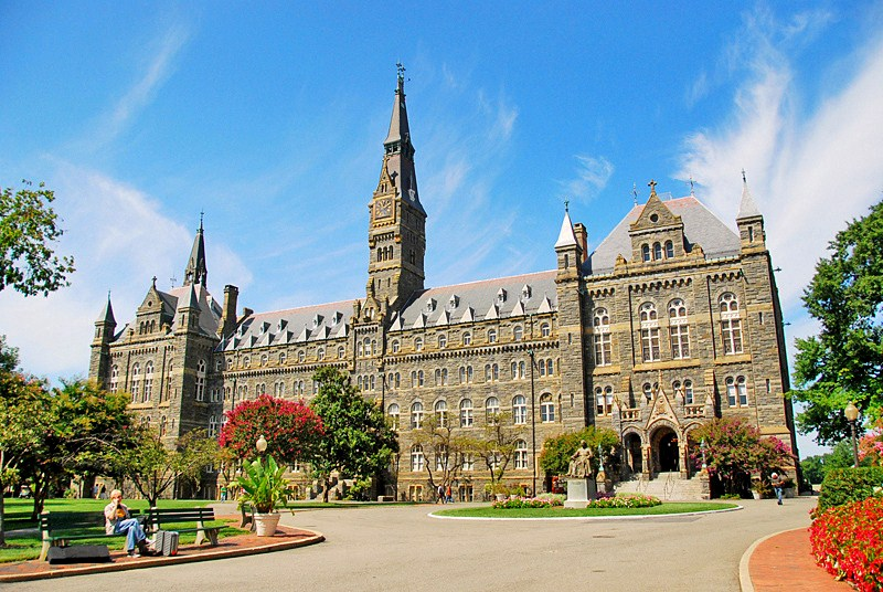 Georgetown University | Washington.org