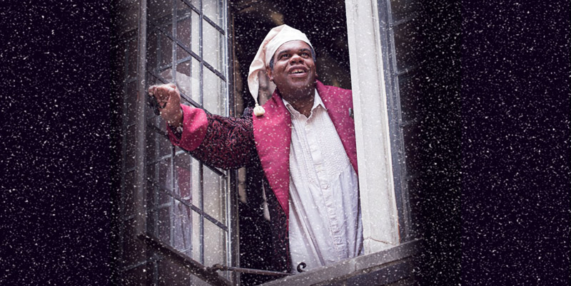 A Christmas Carol at Ford's Theatre - Washington, DC