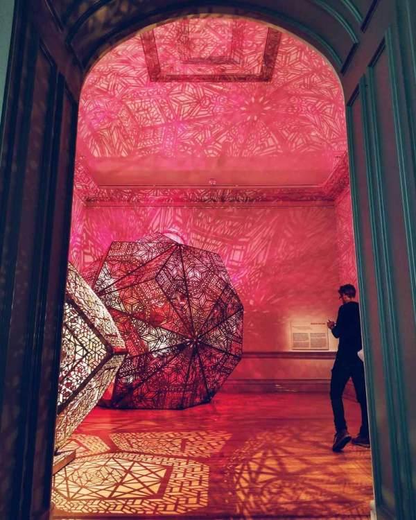 Renwick Gallery Exhibit Washington DC Burning Man