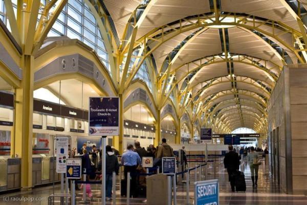 Ronald Reagan Washington National Airport Washingtonorg