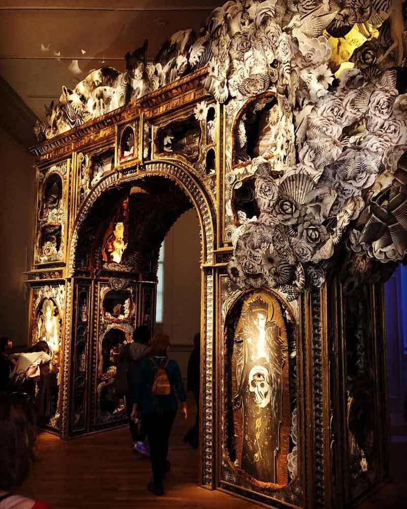 Visiting Smithsonian American Art Museum & Renwick In Dc