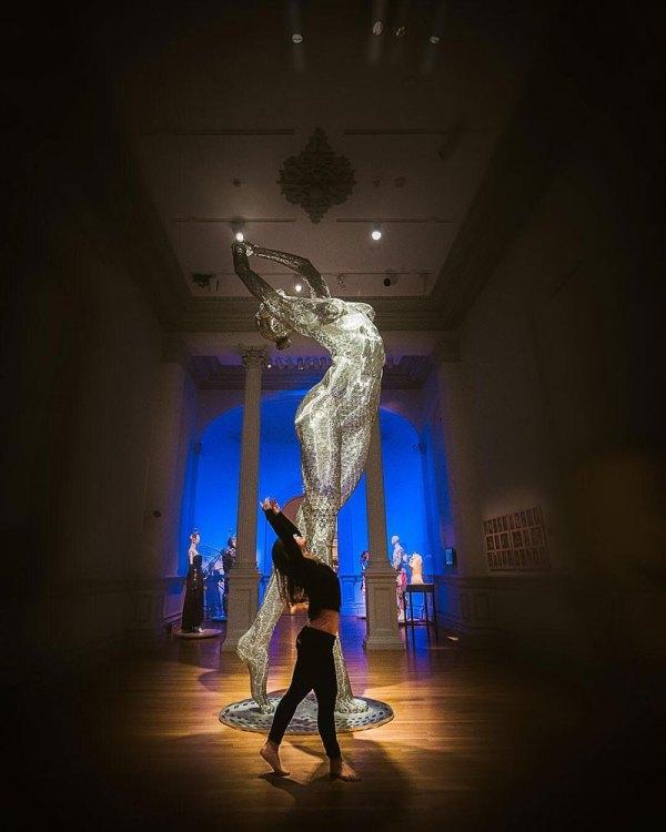 Renwick Gallery Washington DC Burning Man