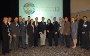 ACEP13 Washington Delegation