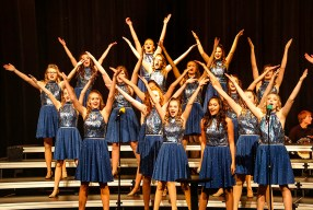Blair Innovation Show Choir, Show Choir Workshop 2017