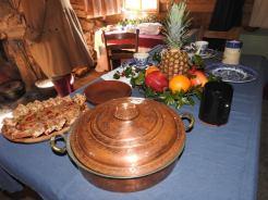 Good foodinside the Talbot House