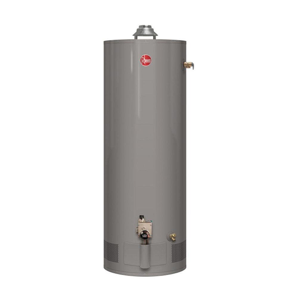 Rheem Fury Gas Water Heater  Washington Energy Services