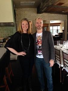 Amy Lillard and Greg Campbell