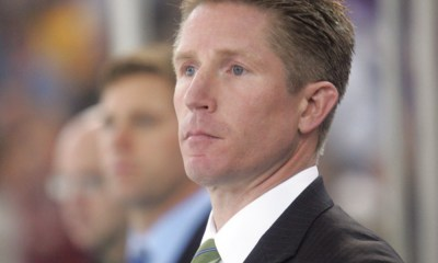 Dave Hakstol will be the Seattle Kraken's first head coach.