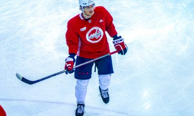 Capitals forward Daniel Sprong went from being part of a minor league deal to a key piece of the team's lineup this season.