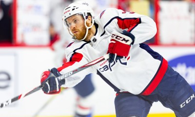 Washington Capitals defenseman Nick Jensen will look to keep trending upward.